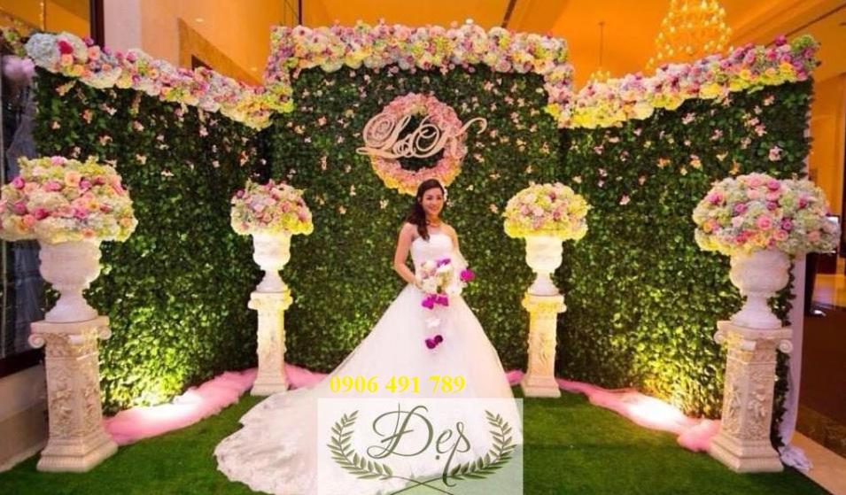 Trụ hoa cưới